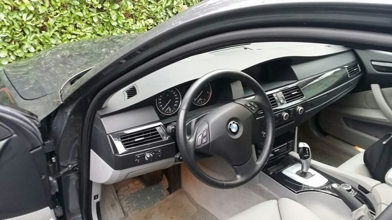 verkauft bmw 520 d aut edition sport gebraucht 2009 km in esens. Black Bedroom Furniture Sets. Home Design Ideas