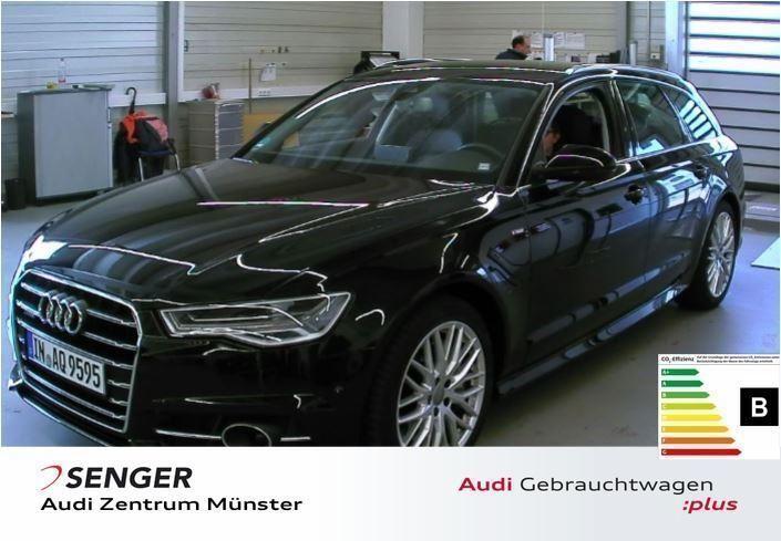 Verkauft Audi A6 Avant 3 0 Tdi Quattro Gebraucht 2017 11 407 Km In