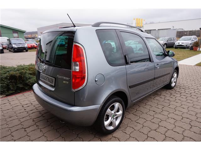 verkauft skoda roomster 1 2 tsi ambiti gebraucht 2012 km in kelheim. Black Bedroom Furniture Sets. Home Design Ideas