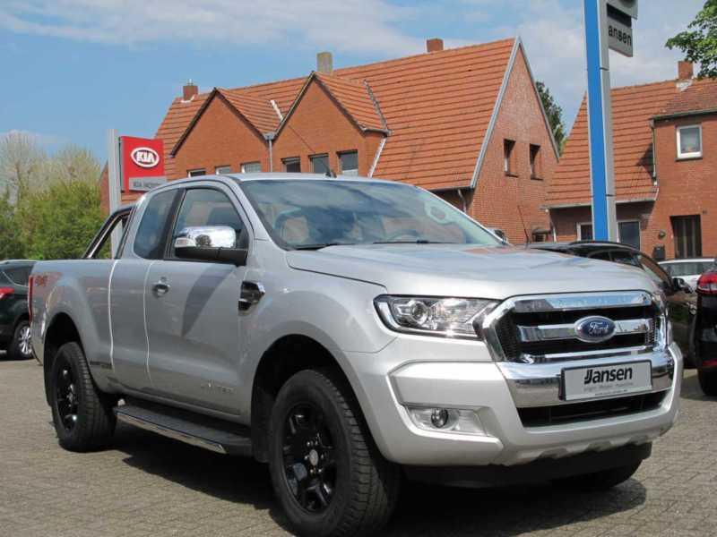 Verkauft Ford Ranger Extrakabine Limit Gebraucht 2017 4 000 Km In