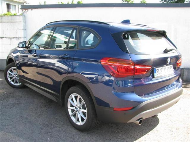 verkauft bmw x1 sdrive18i aut advanta gebraucht 2016 km in saarlouis. Black Bedroom Furniture Sets. Home Design Ideas