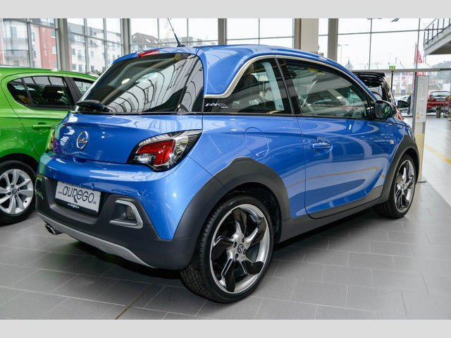 verkauft opel adam rocks rocks 1 4 eco gebraucht 2016 km in wuppertal. Black Bedroom Furniture Sets. Home Design Ideas