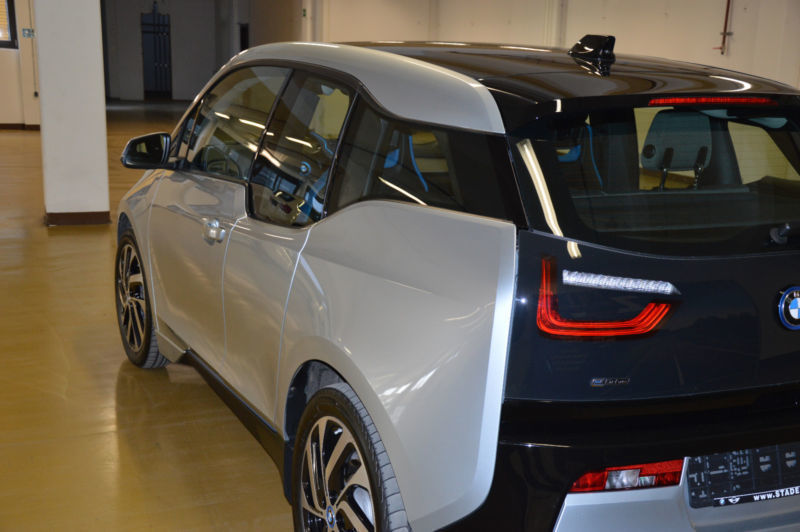 verkauft bmw i3 edrive navprof schnell gebraucht 2014 km in pegnitz. Black Bedroom Furniture Sets. Home Design Ideas