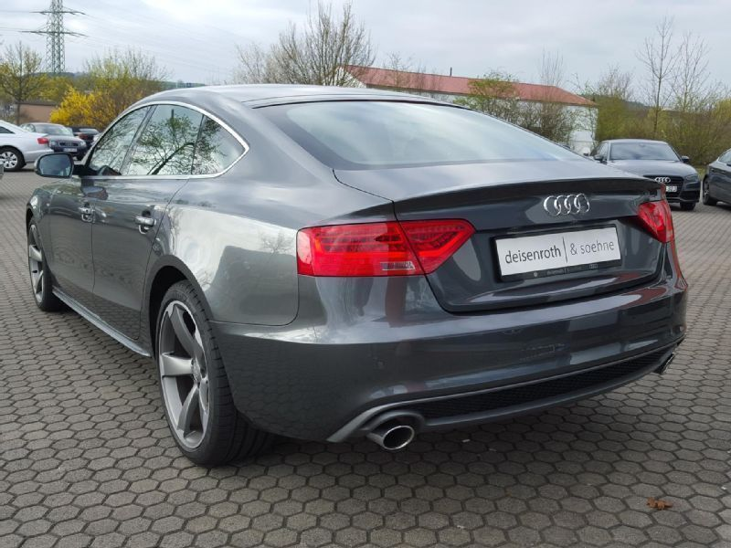 Verkauft Audi A5 Sportback S Line 1 8    Gebraucht 2015
