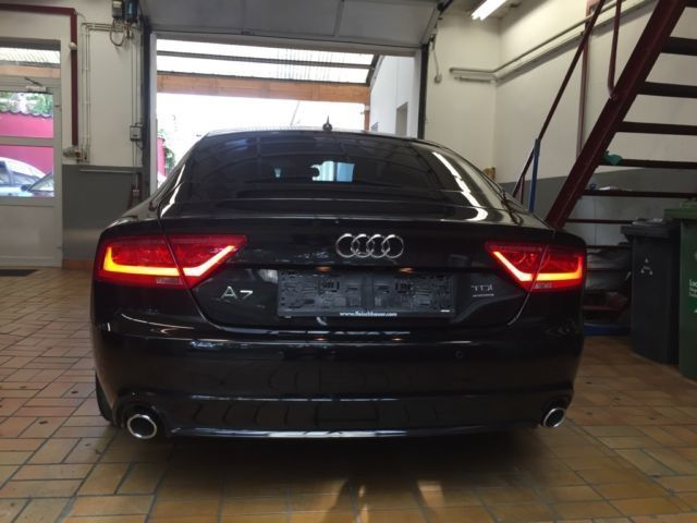 verkauft audi a7 3 0 tdi quat acc nig gebraucht 2011 km in moers. Black Bedroom Furniture Sets. Home Design Ideas