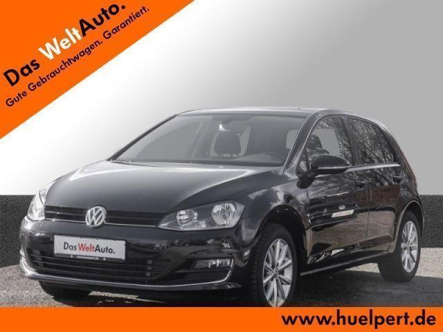 gebraucht VW Golf VII 1.2 LOUNGE ALU SHZ PDC MF-Lenker