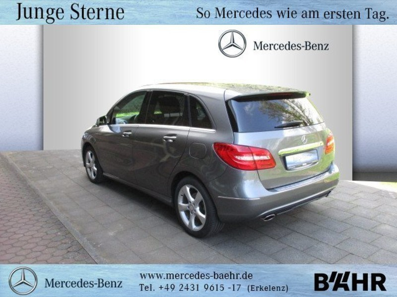 verkauft mercedes b200 blueefficiency gebraucht 2013. Black Bedroom Furniture Sets. Home Design Ideas
