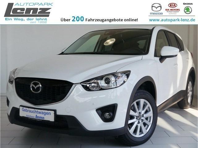 gebraucht Mazda CX-5 2.2l Diesel Sendo Navi