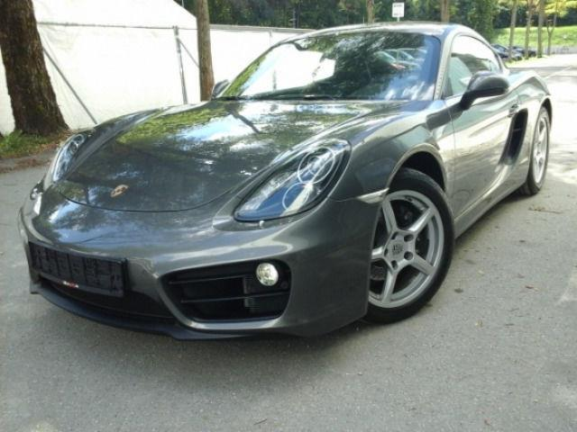 verkauft porsche cayman 2 7 pdk pasm 2 gebraucht 2014 km in berlin. Black Bedroom Furniture Sets. Home Design Ideas