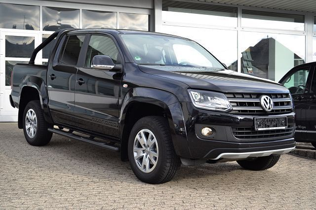 verkauft vw amarok doublecab 2 0 tdi a gebraucht 2015. Black Bedroom Furniture Sets. Home Design Ideas