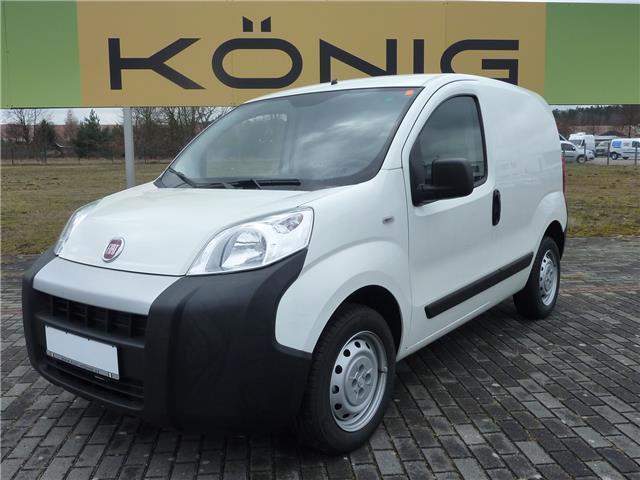 gebraucht Fiat Fiorino 1.4 Kingline Servolenkung