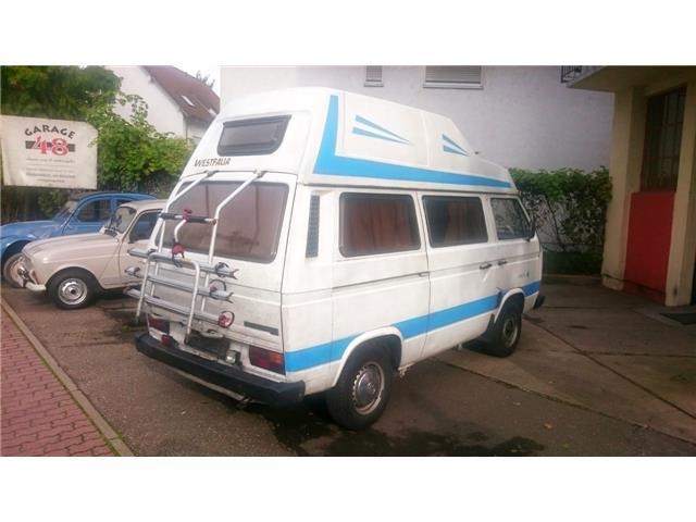 verkauft vw t3 bus westfalia camper jo gebraucht 1982. Black Bedroom Furniture Sets. Home Design Ideas