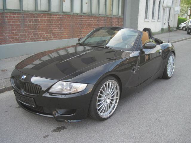 verkauft bmw z4 m roadster cabrio 33 t gebraucht 2008 km in krak w. Black Bedroom Furniture Sets. Home Design Ideas