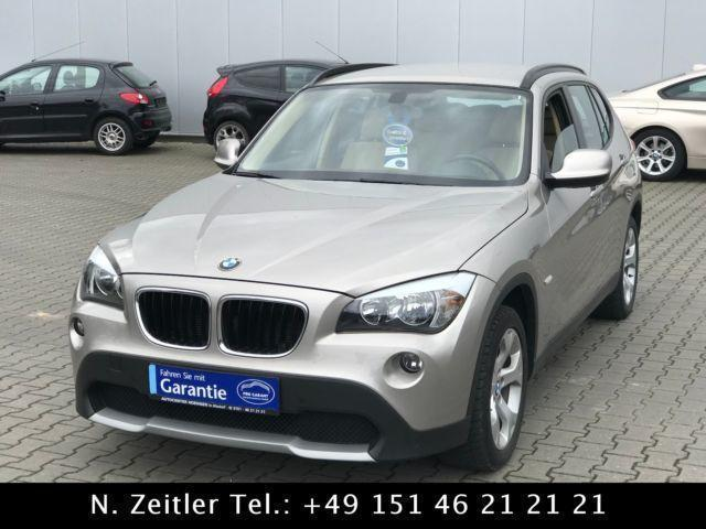 verkauft bmw x1 xdrive 25i aus 1 hand gebraucht 2011. Black Bedroom Furniture Sets. Home Design Ideas