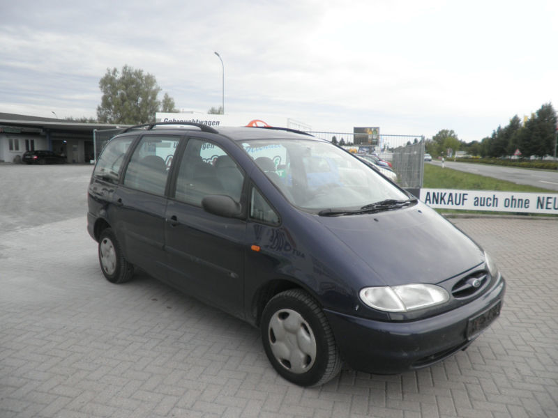 verkauft ford galaxy gebraucht 1998 km in eschweiler. Black Bedroom Furniture Sets. Home Design Ideas