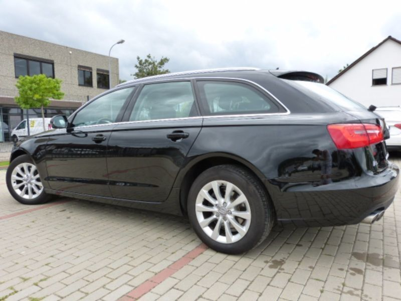 verkauft audi a6 avant 2 0 leder sport gebraucht 2013 km in weinheim. Black Bedroom Furniture Sets. Home Design Ideas