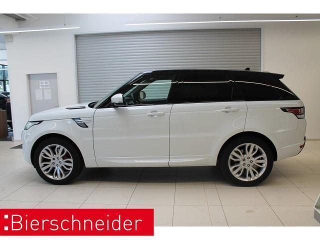 verkauft land rover range rover sport gebraucht 2016 km in greding. Black Bedroom Furniture Sets. Home Design Ideas