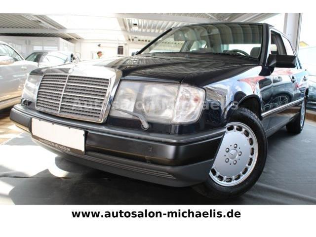 verkauft mercedes e300 w124 original t gebraucht 1987 km in chemnitz. Black Bedroom Furniture Sets. Home Design Ideas
