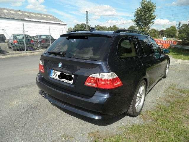gebraucht 5er touring vollausstattung bmw 535 2005 km in bohmte. Black Bedroom Furniture Sets. Home Design Ideas