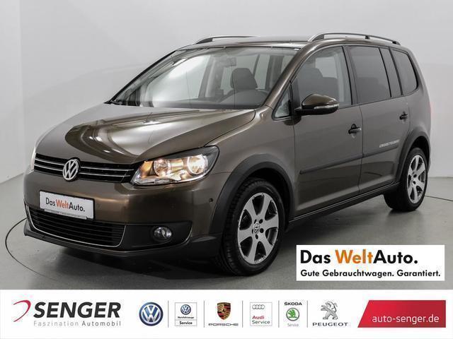 gebraucht VW Touran Cross 2.0TDi