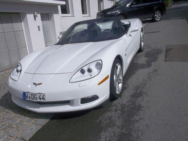 verkauft corvette c6 cabrio gebraucht 2008 km in wuppertal. Black Bedroom Furniture Sets. Home Design Ideas