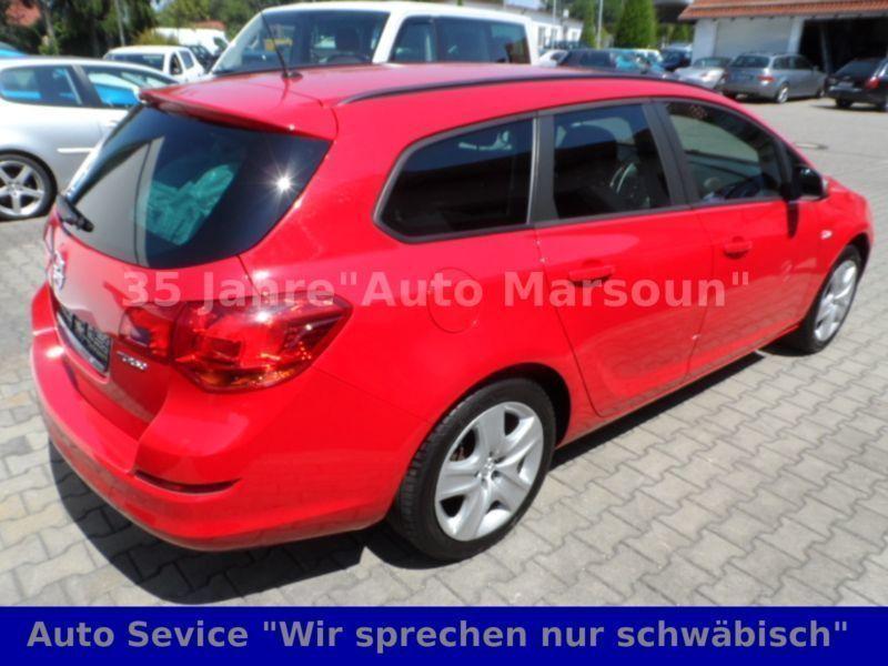verkauft opel astra 1 4 turbo edition gebraucht 2011 km in weyhe. Black Bedroom Furniture Sets. Home Design Ideas
