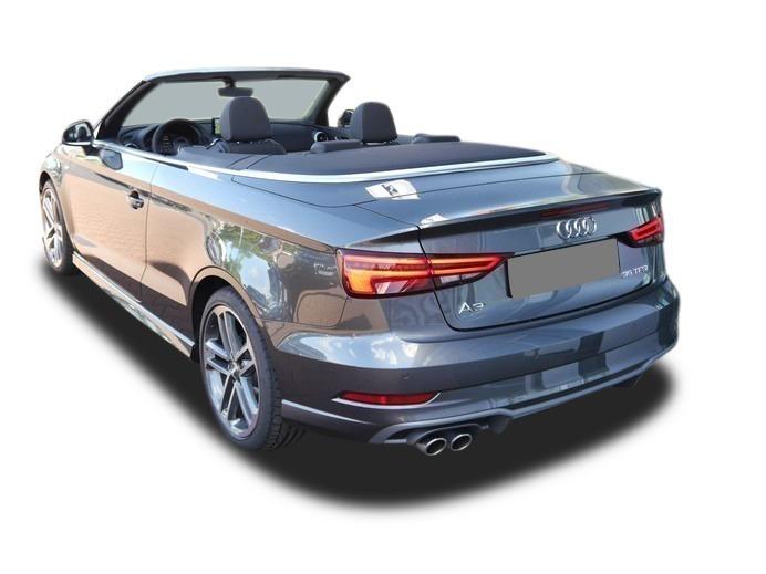 verkauft audi a3 cabriolet gebraucht 2019 km in m nchen. Black Bedroom Furniture Sets. Home Design Ideas