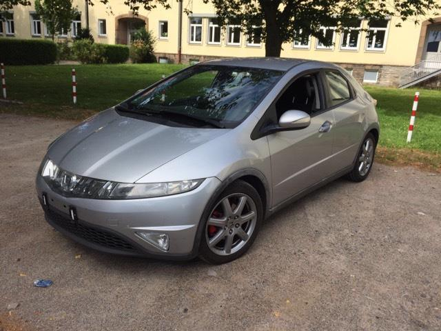 gebraucht sport dpf 140 ps absolut fahrbereit honda civic 2006 km in hamm. Black Bedroom Furniture Sets. Home Design Ideas
