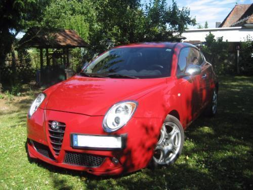 verkauft alfa romeo mito 1 4t multiair gebraucht 2010 km in coburg. Black Bedroom Furniture Sets. Home Design Ideas