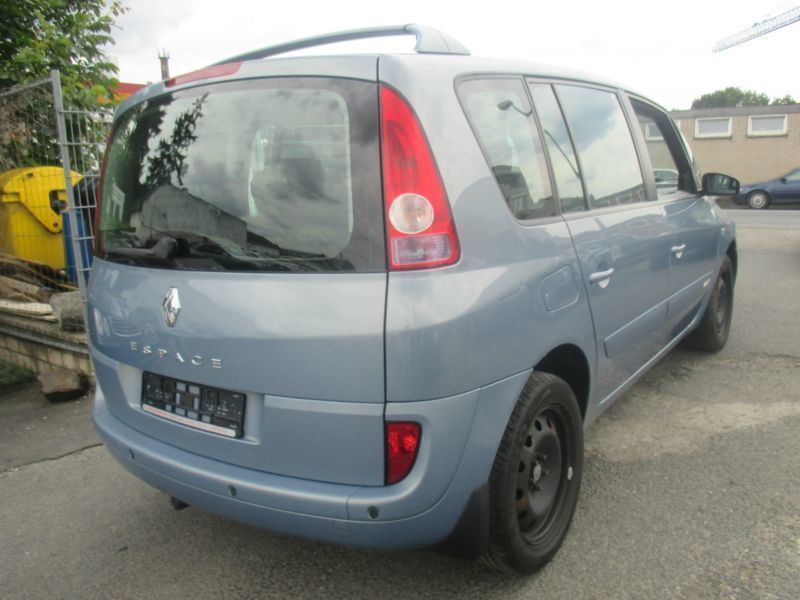 verkauft renault espace 2 2 dci gebraucht 2006 km in bonn. Black Bedroom Furniture Sets. Home Design Ideas