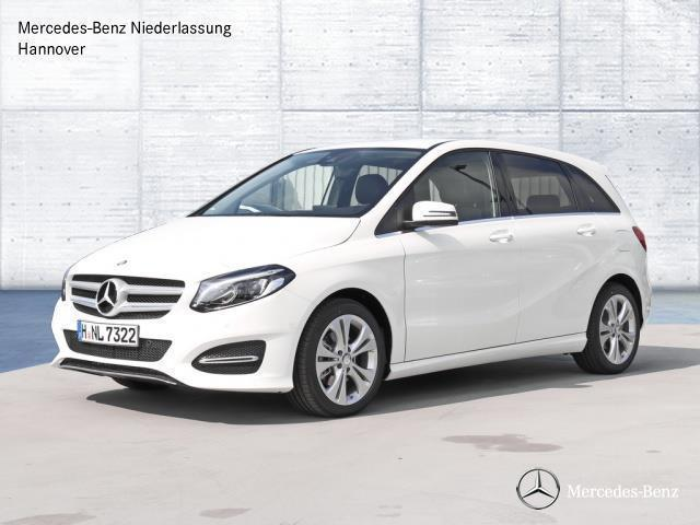 verkauft mercedes b180 be urban ahk ke gebraucht 2017 km in hannover. Black Bedroom Furniture Sets. Home Design Ideas