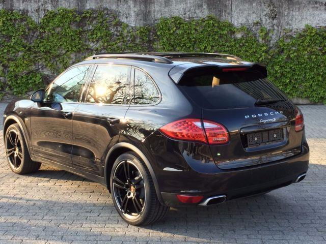 verkauft porsche cayenne s diesel serv gebraucht 2013. Black Bedroom Furniture Sets. Home Design Ideas