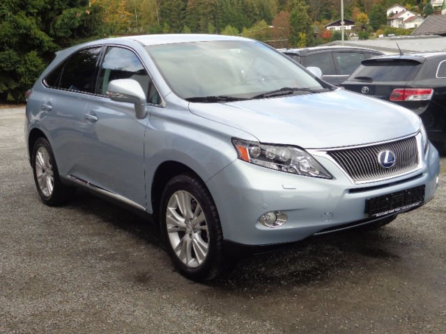 verkauft lexus rx450h rx 450h hybrid v gebraucht 2011 km in regen. Black Bedroom Furniture Sets. Home Design Ideas