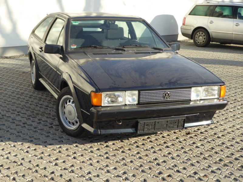 verkauft vw scirocco gt ii gebraucht 1991 km in offingen. Black Bedroom Furniture Sets. Home Design Ideas