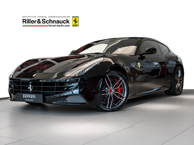 54 gebrauchte ferrari ff ferrari ff gebrauchtwagen autouncle. Black Bedroom Furniture Sets. Home Design Ideas
