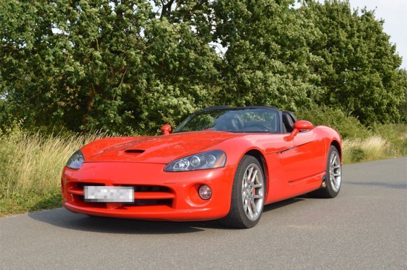 verkauft dodge viper srt 10 gebraucht 2006 km in alpen. Black Bedroom Furniture Sets. Home Design Ideas
