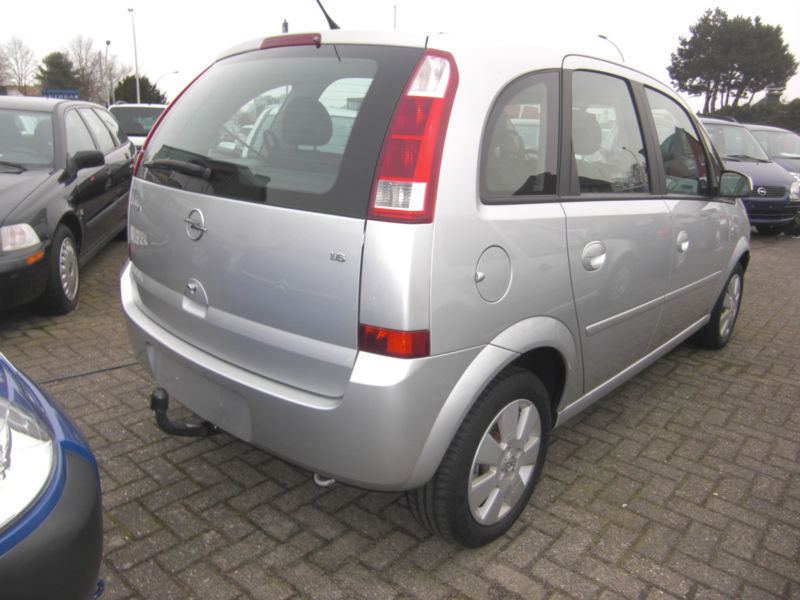 verkauft opel meriva cosmo gebraucht 2004 km in emsdetten. Black Bedroom Furniture Sets. Home Design Ideas