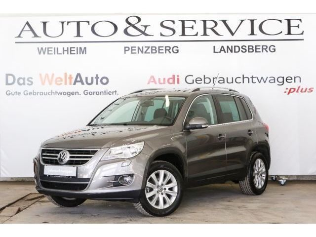 verkauft vw tiguan 2 0 tsi sport sty gebraucht 2009 km in weilheim. Black Bedroom Furniture Sets. Home Design Ideas
