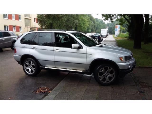 verkauft bmw x5 3 0 d gebraucht 2002 km in friesenhein. Black Bedroom Furniture Sets. Home Design Ideas