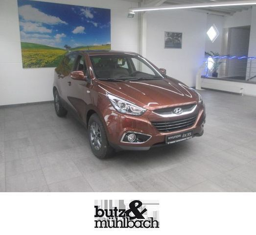 verkauft hyundai ix35 1 7 crdi 2wd fif gebraucht 2014 40 km in mayen. Black Bedroom Furniture Sets. Home Design Ideas