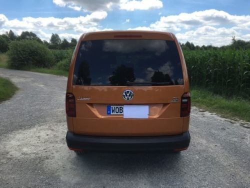 verkauft vw caddy maxi beach 4motio gebraucht 2016 km in wolfsburg. Black Bedroom Furniture Sets. Home Design Ideas