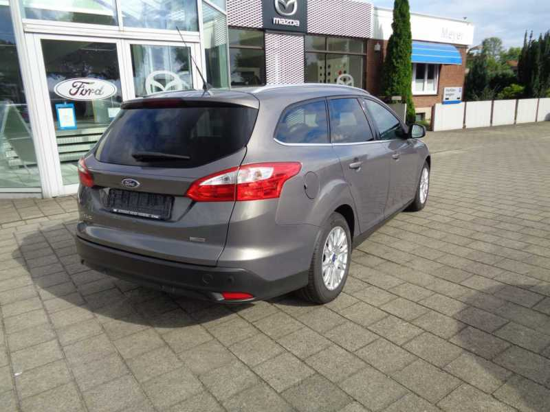 verkauft ford focus turnier 1 6 tdci d gebraucht 2011 km in nienburg. Black Bedroom Furniture Sets. Home Design Ideas