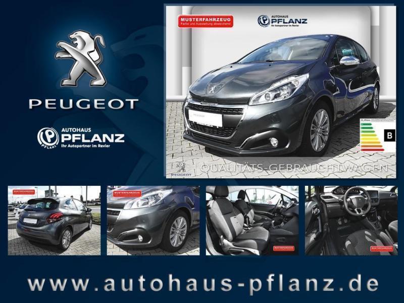 verkauft peugeot 208 winter edition 1.., gebraucht 2016, 100 km in