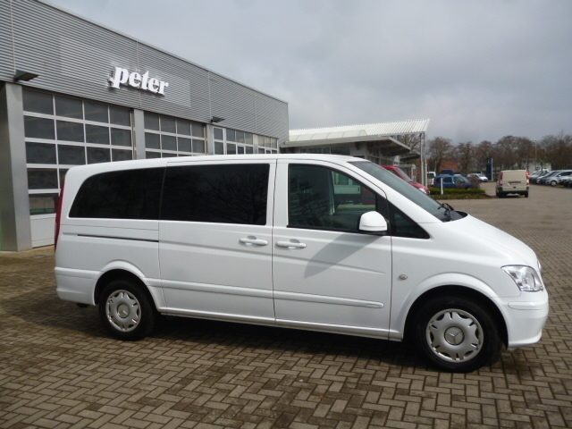 verkauft mercedes vito 122 cdi mixto a gebraucht 2012 km in zerbst. Black Bedroom Furniture Sets. Home Design Ideas