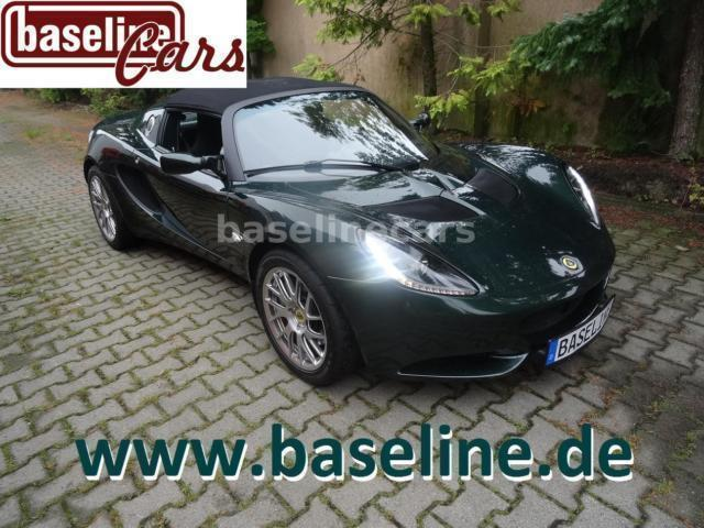 verkauft lotus elise jps orig linksle gebraucht 2012. Black Bedroom Furniture Sets. Home Design Ideas