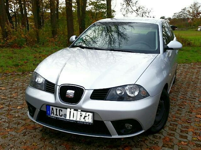 gebraucht 1 2 12v amaro seat ibiza 2006 km in essen. Black Bedroom Furniture Sets. Home Design Ideas