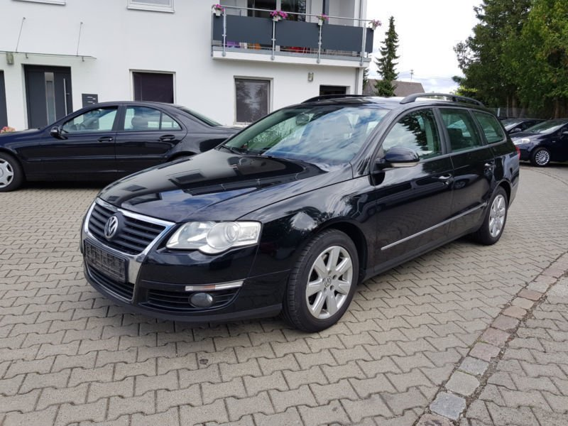 verkauft vw passat variant sportline gebraucht 2007 km in achstetten. Black Bedroom Furniture Sets. Home Design Ideas