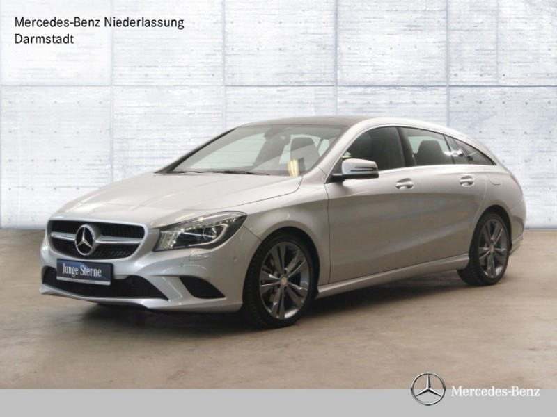 verkauft mercedes cla200 shooting brak gebraucht 2016 km in darmstadt. Black Bedroom Furniture Sets. Home Design Ideas