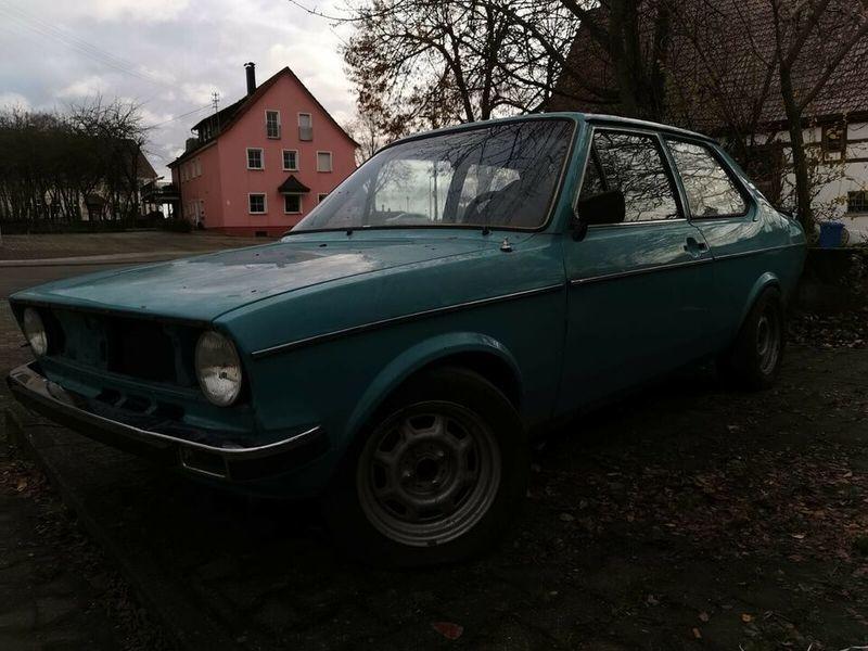 Verkauft VW Derby Audi 50 Polo 1, gebraucht 1978, 123.456 ...