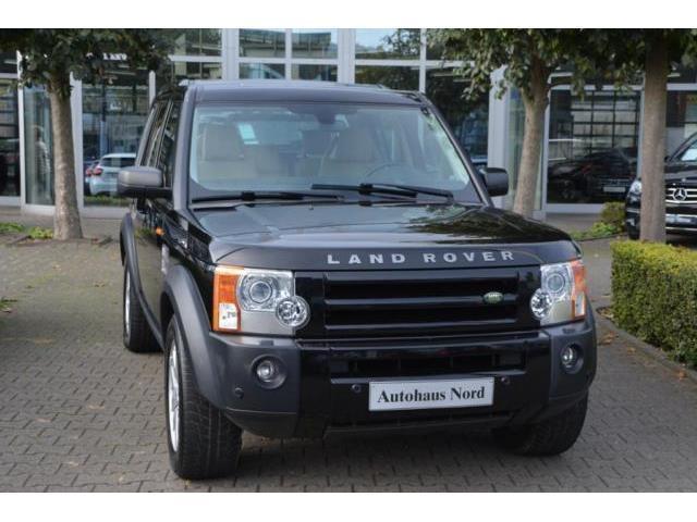 verkauft land rover discovery 3 v6 td gebraucht 2007 km in marburg. Black Bedroom Furniture Sets. Home Design Ideas